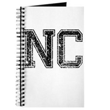 NC, Vintage Journal