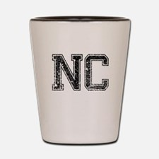 NC, Vintage Shot Glass