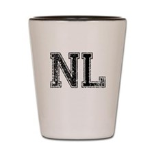 NL, Vintage Shot Glass