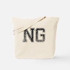 NG, Vintage Tote Bag