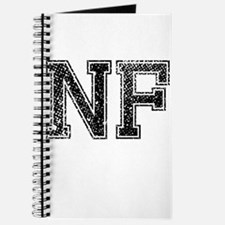 NF, Vintage Journal