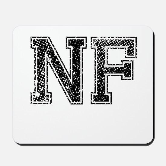 NF, Vintage Mousepad