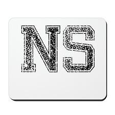 NS, Vintage Mousepad