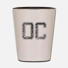 OC, Vintage Shot Glass