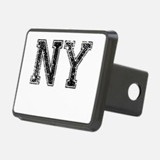 NY, Vintage Hitch Cover