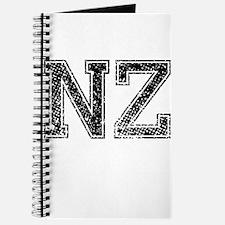 NZ, Vintage Journal