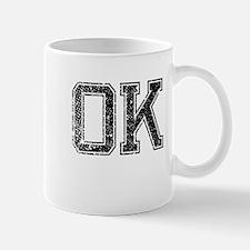 OK, Vintage Mug