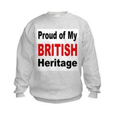 Proud British Heritage Sweatshirt