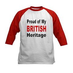 Proud British Heritage (Front) Tee