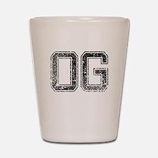 OG, Vintage Shot Glass