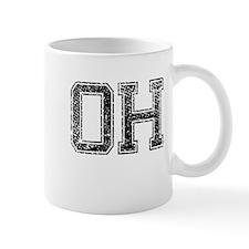 OH, Vintage Mug