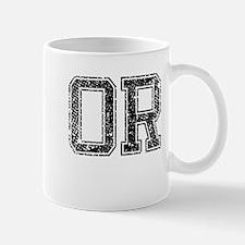 OR, Vintage Mug