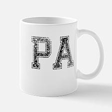 PA, Vintage Mug