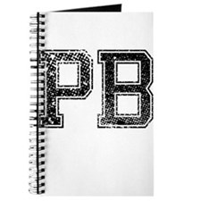 PB, Vintage Journal