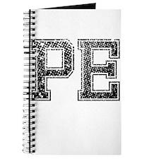 PE, Vintage Journal