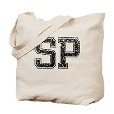 SP, Vintage Tote Bag
