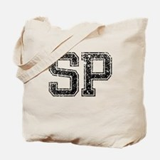 SP, Vintage Tote Bag