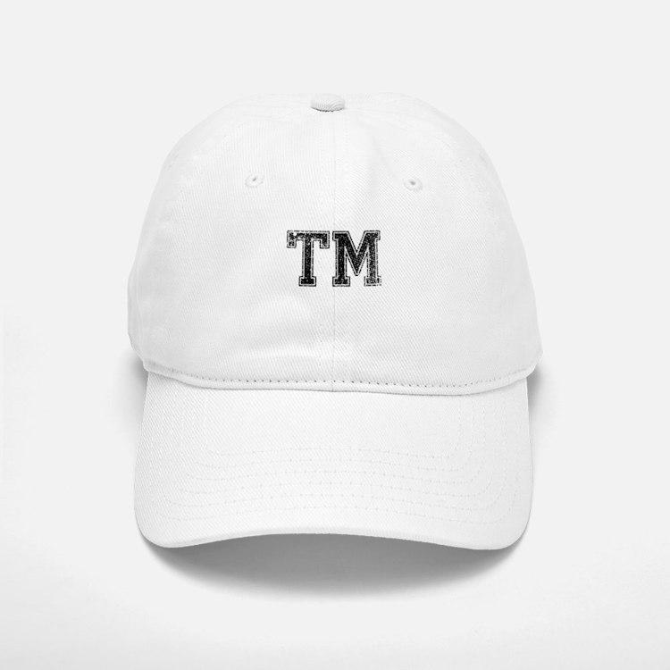 TM, Vintage Baseball Baseball Cap