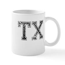 TX, Vintage Mug