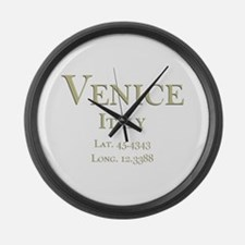 Venice-1.png Large Wall Clock