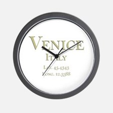 Venice-1.png Wall Clock