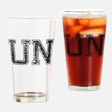 UN, Vintage Drinking Glass