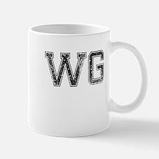 WG, Vintage Mug