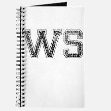 WS, Vintage Journal