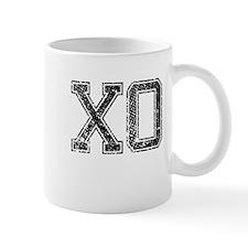 XO, Vintage Mug