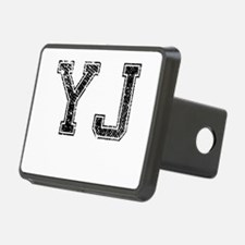 YJ, Vintage Hitch Cover