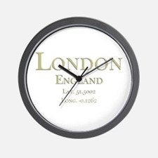 London-1.png Wall Clock