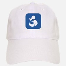 Extended breastfeeding Baseball Baseball Cap