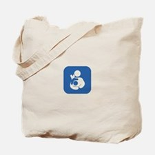 Extended breastfeeding Tote Bag