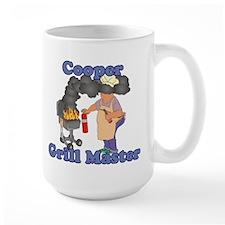 Grill Master Cooper Mug