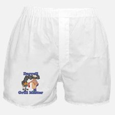 Grill Master Darrell Boxer Shorts