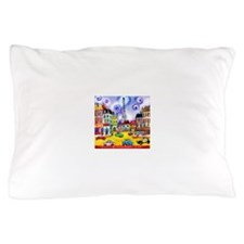 Goulds 17th Microcar Classic Event Pillow Case