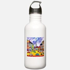 Goulds 17th Microcar Classic Event Water Bottle