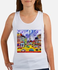 Goulds 17th Microcar Classic Event Women's Tank To