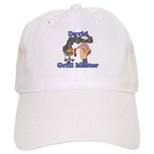 Grill Master David Baseball Cap