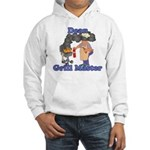 Grill Master Dean Hooded Sweatshirt
