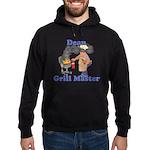 Grill Master Dean Hoodie (dark)