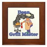 Grill Master Dean Framed Tile