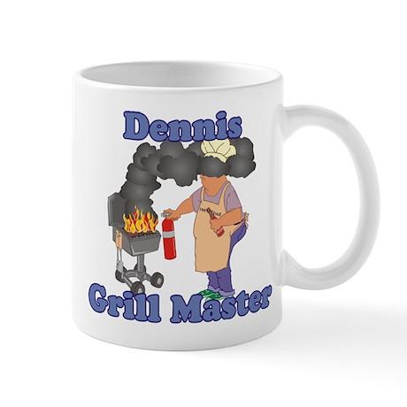 Grill Master Dennis Mug