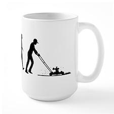 Lawn Mowing Mug