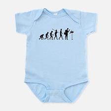 Mailman Infant Bodysuit