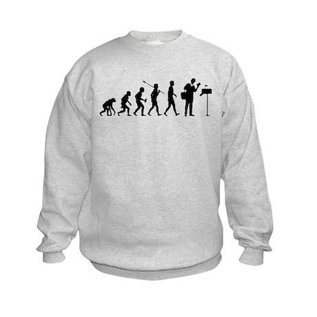 Mailman Kids Sweatshirt