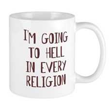 Im going to hell Mug