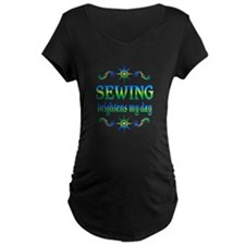 Sewing Brightens T-Shirt