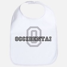 Occidental (Big Letter) Bib
