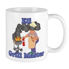 Grill Master Eli Mug